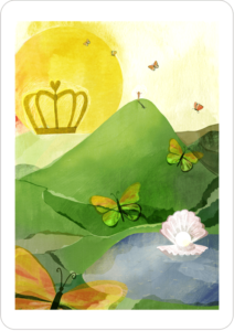 Believe in Yourself Oracle Card