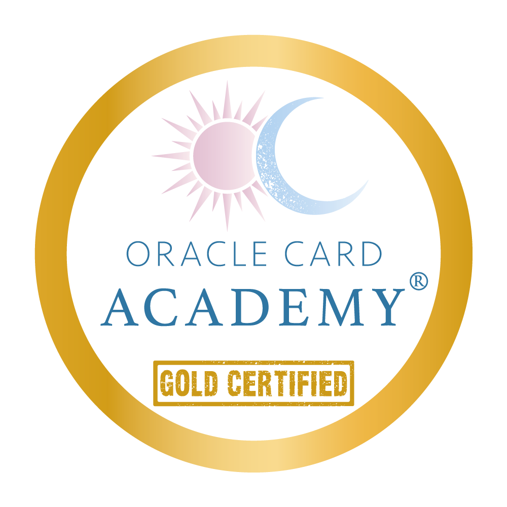 Oracle Card Academy Gold Certified Reader