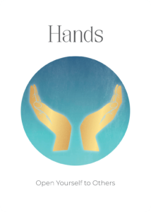 Hands Power Symbols Oracle Card Academy Ros Place
