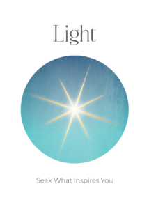 Light Power Symbols Oracle Card Academy Ros Place