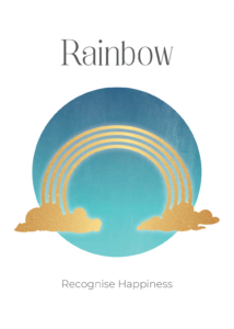Rainbow Power Symbols Oracle Card Academy Ros Place