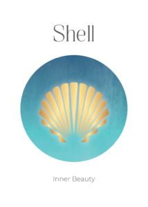 Shell Power Symbols Oracle Card Academy Ros Place