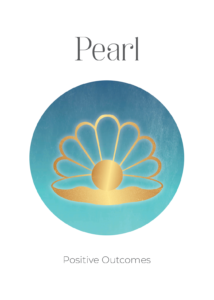 Pearl Power Symbols Oracle Card Academy Ros Place