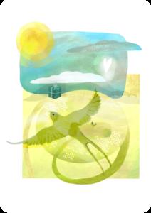 Sunshine Oracle Card