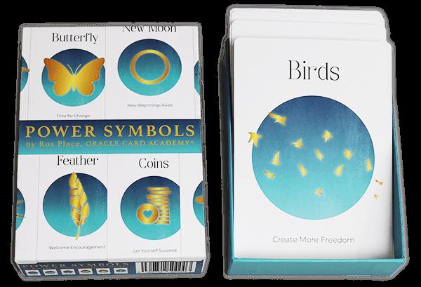 Power Symbols Oracle Card Deck